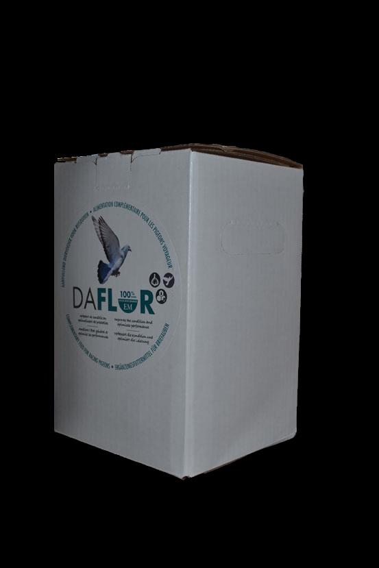 Daflor, 5 liter bib met kraantje