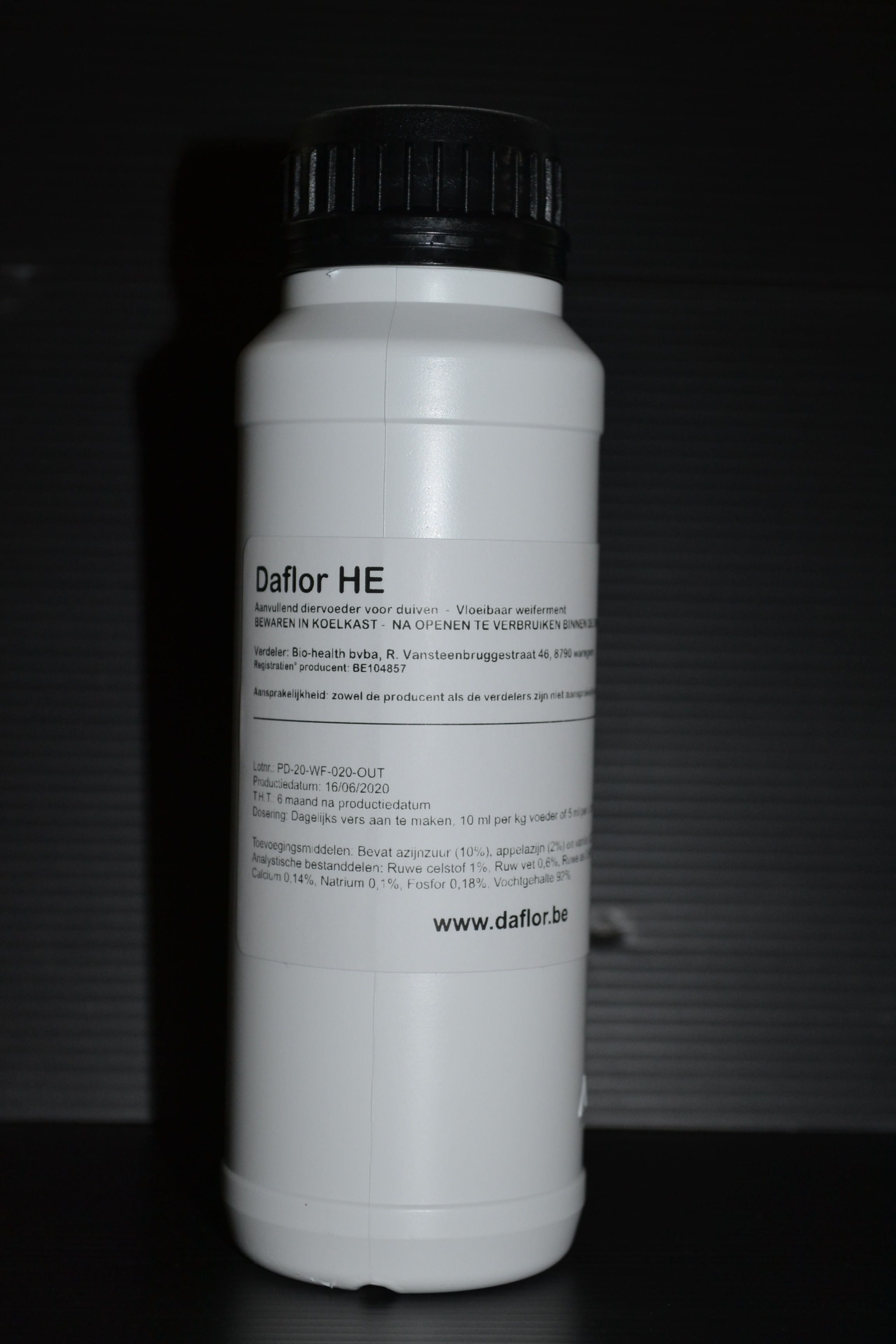 "Daflor ""High energy, healthy pigeons""  500ml"